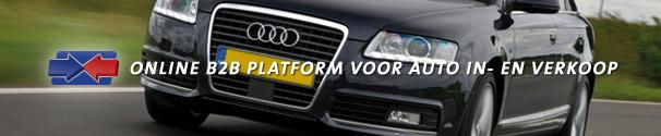 Nederland Mobiel - B2B: online b2b platform voor auto in- en verkoop